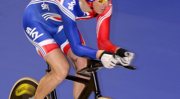 A gold-medal-winning Paralympic cyclist has been badly hurt in a road accident