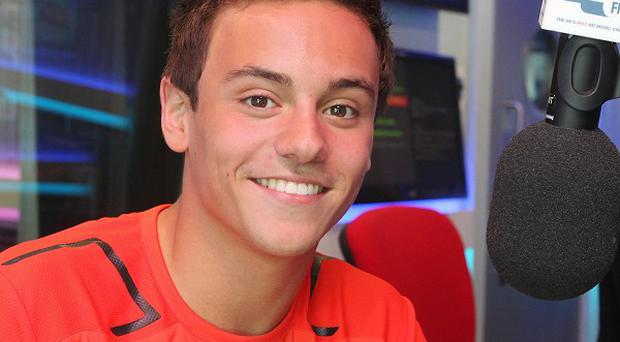 Olympic diving hopeful Tom Daley is set to receive his A-level results