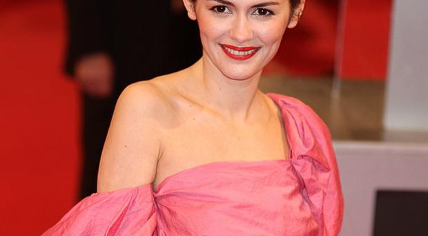 Audrey Tautou found fame starring in French film Amelie