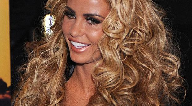 Katie Price wants to make more music