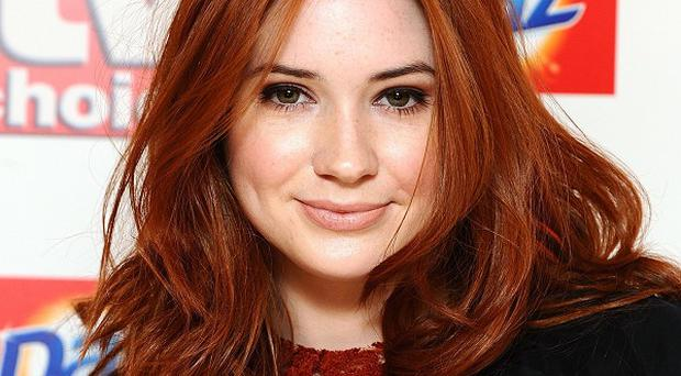 Karen Gillan says there will be no sex scenes in Doctor Who