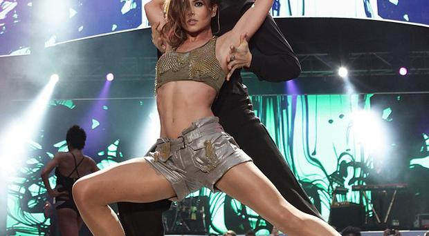 Would Cheryl Cole and Derek Hough be a dream team for the Dirty Dancing remake?
