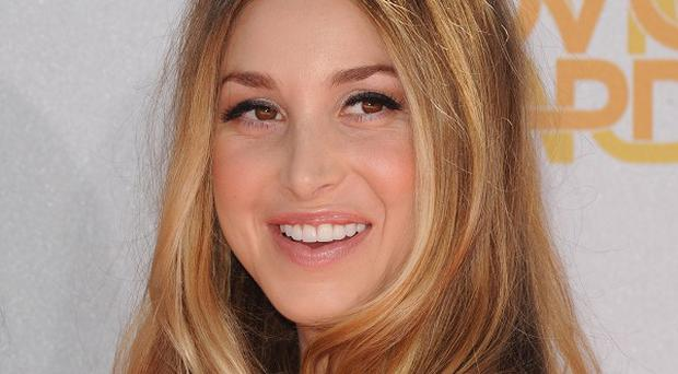 Whitney Port would like to do a movie version of The Hills