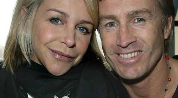 Leslie Ash and Lee Chapman have settled their phone hacking claim against the News of the World
