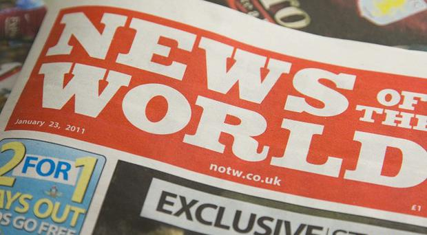 Former News of the World US editor James Desborough has been arrested by detectives investigating phone hacking