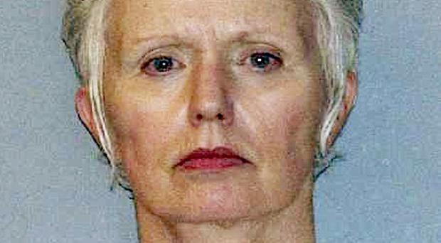 Catherine Greig, the longtime girlfriend of Whitey Bulger, has pleaded not guilty to conspiracy to harbour and conceal a fugitive (AP)