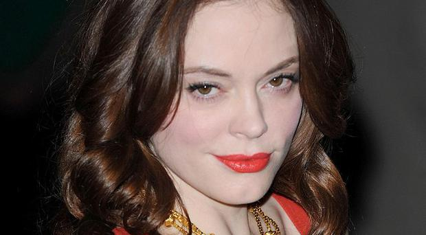 Rose McGowan loved filming her own stunts for the movie
