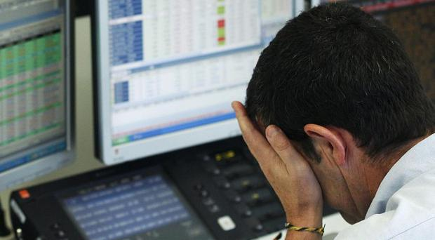 Global recession fears have sparked more losses for investors (AP)