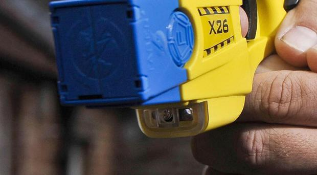 A man died in Barrow-in-Furness, Cumbria, after he was Tasered by police