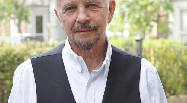 David Essex plays Eddie Moon in EastEnders