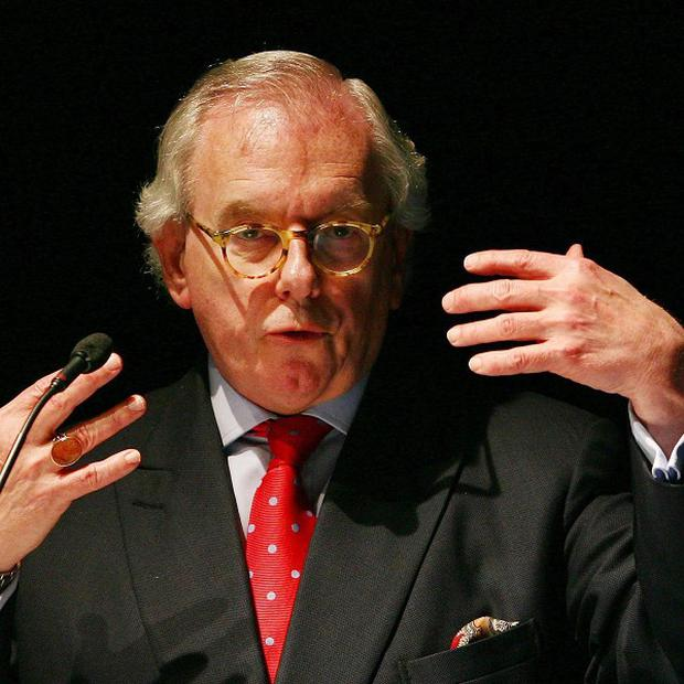Historian David Starkey said the reaction to his remarks on Newsnight had been hysterical