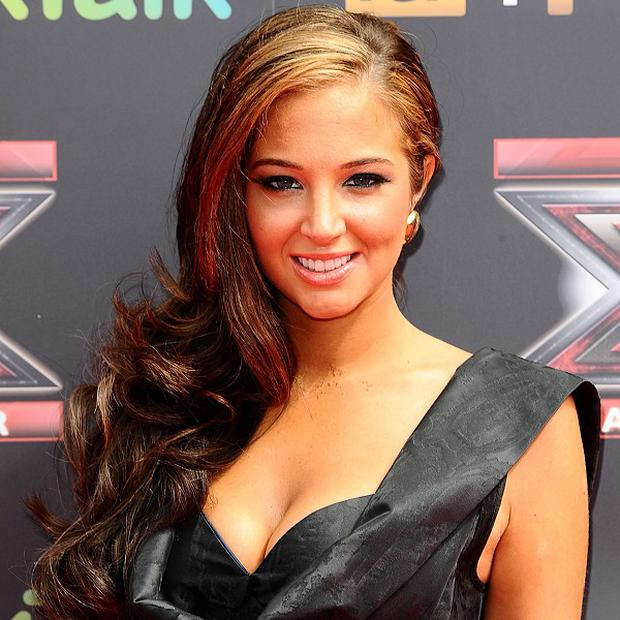 Tulisa Contostavlos was a big fan of The X Factor