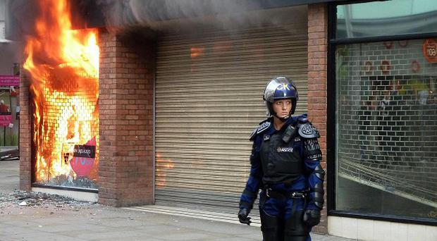 Lawyers have predicted 'many other successful appeals' after a woman jailed for her role in last week's riots had her sentence reduce