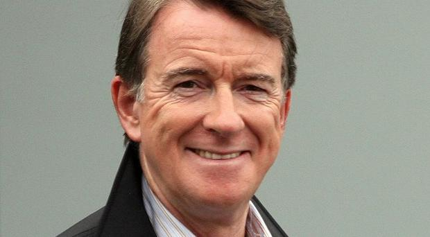 Lord Mandelson is reportedly seeking to buy an 8m-pound house in London
