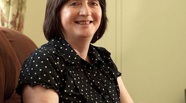 Anna Stirrup, who has won an age discrimination case against her former employer (Equality Commission NI)