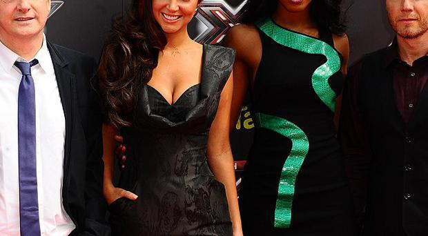 The launch of the new series of the X Factor was watched by a peak audience of 12.6 million