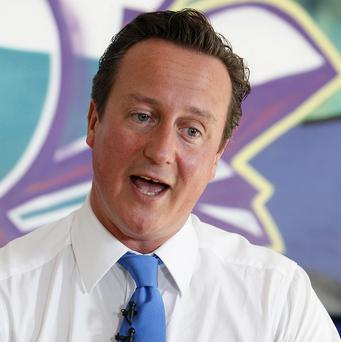 David Cameron has been warned not to try to 'water down' Britain's commitment to human rights