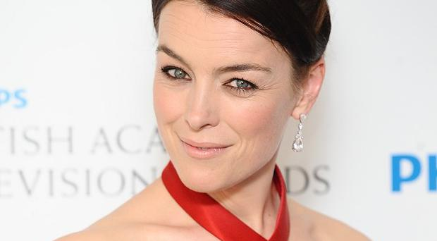 Olivia Williams co-stars with Dakota in the new film