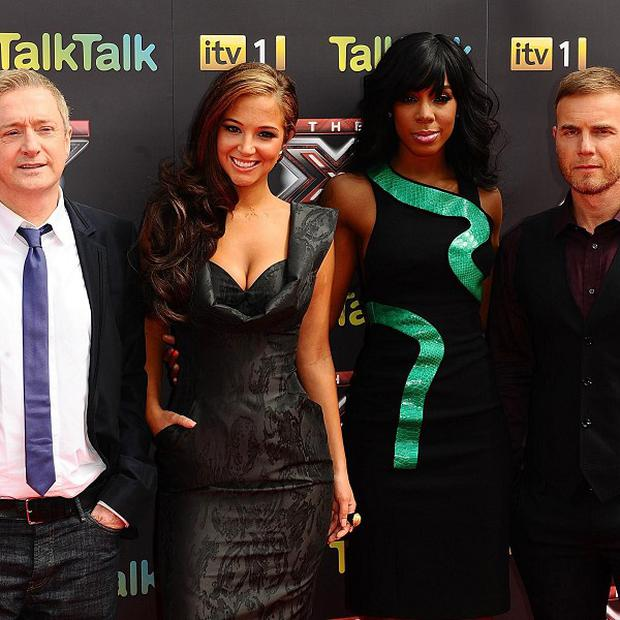 The launch of the new series of the X Factor was watched by a peak audience of 12.6 million on Saturday night