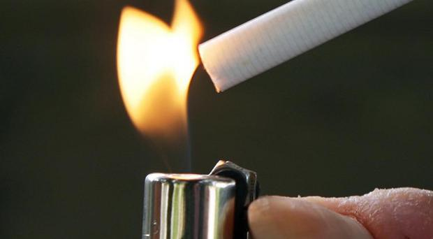A man died after inhaling lighter fluid, inquest told