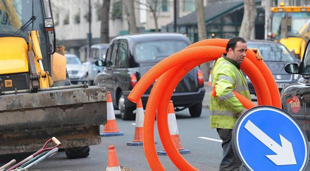 A number of roadworks will be wound up in time for the bank holiday weekend