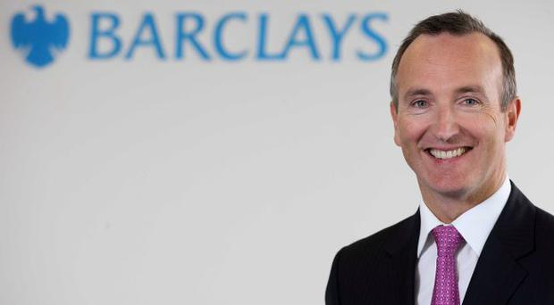 Adrian Doran, head of Barclays Corporate in Northern Ireland