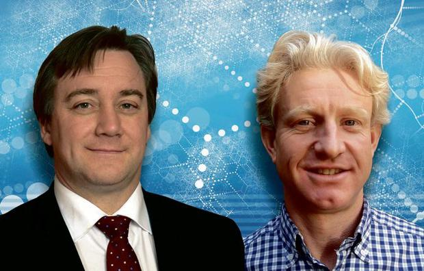 David Wilde and William Fellows believe cloud computing has the necessary components to prove an asset to businesses and public sector bodies