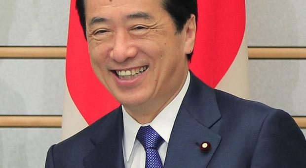 Japanese Prime Minister Naoto Kan has faced calls to step down (AP)