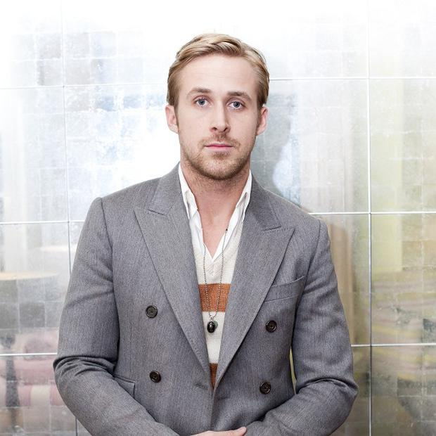Ryan Gosling was spotted breaking up a street fight