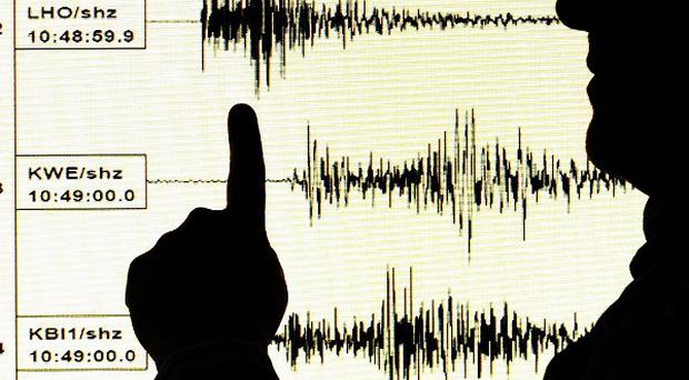 The US state of Colorado has been struck by a magnitude 5.3 earthquake