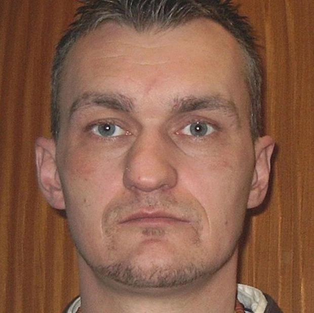 Convicted sex offender Paul Hunter Redpath has been missing for over a month