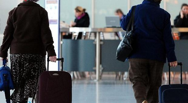 The number of holidaymakers visiting Ireland has risen by 240,000
