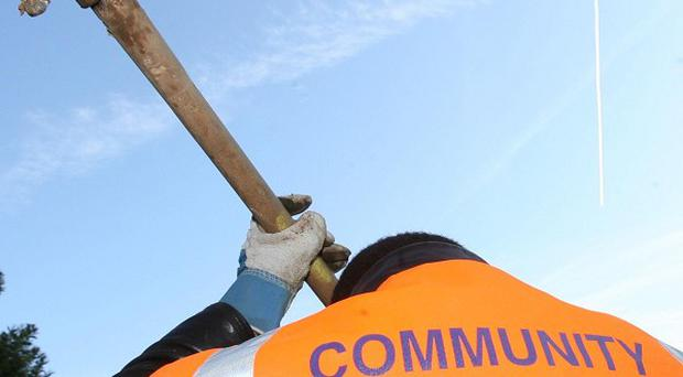 Criminals who are on Community Payback schemes will have to do a five-day week of work under new plans