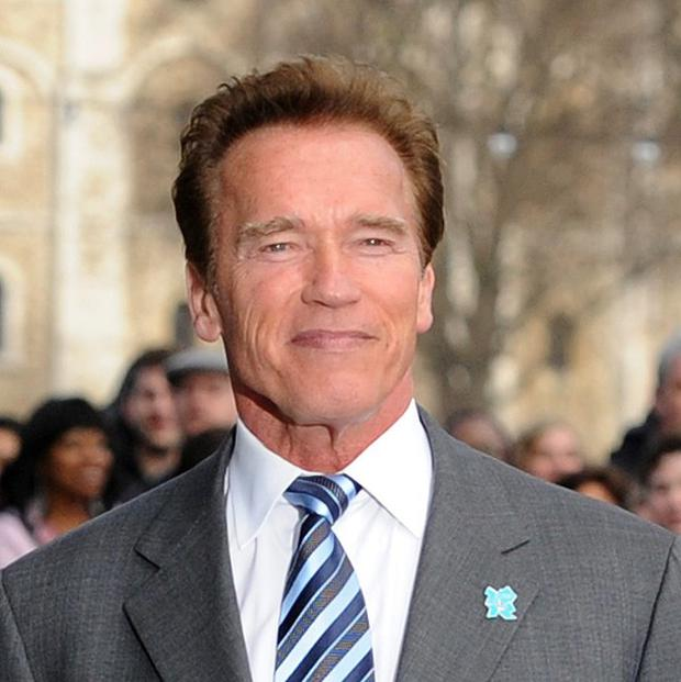 Arnold Schwarzenegger will film his movie comeback in New Mexico