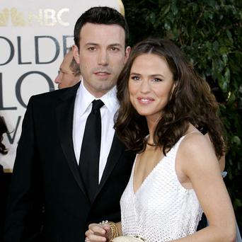 Ben Affleck and Jennifer Garner are expecting their third child (AP)
