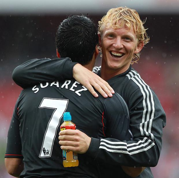 Dirk Kuyt (right)