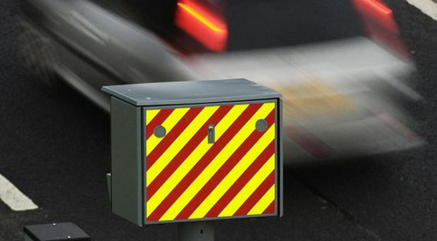 Casualty rates at some speed camera sites have worsened since their installation, shows data
