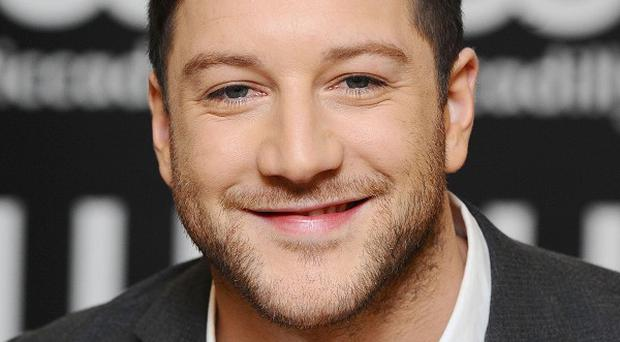 Matt Cardle hasn't seen Simon Cowell since he won The X Factor