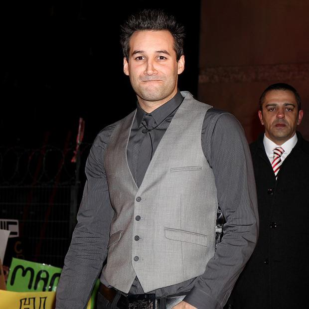Dane Bowers is hoping to relaunch his music career