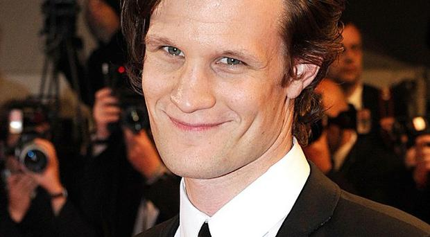 Matt Smith was delighted with the script chosen
