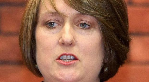 Former Home Secretary Jacqui Smith used day-release prisoners to paint her home when they were doing community work