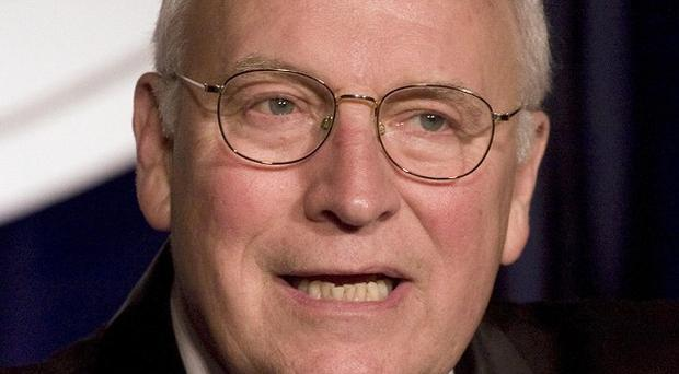 Dick Cheney advised the bombing of a suspected nuclear reactor site in Syria in 2007 (AP)