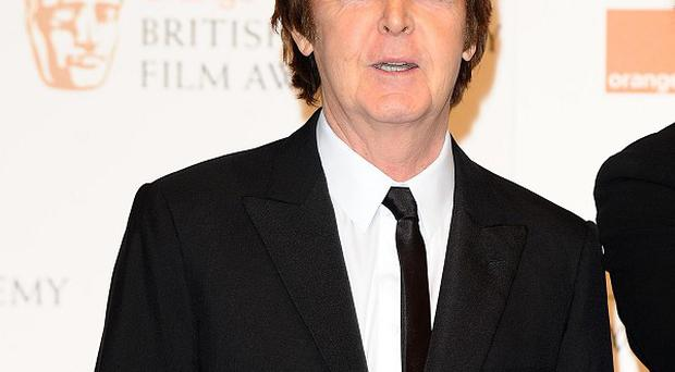 Sir Paul McCartney has signed to release an album on Decca