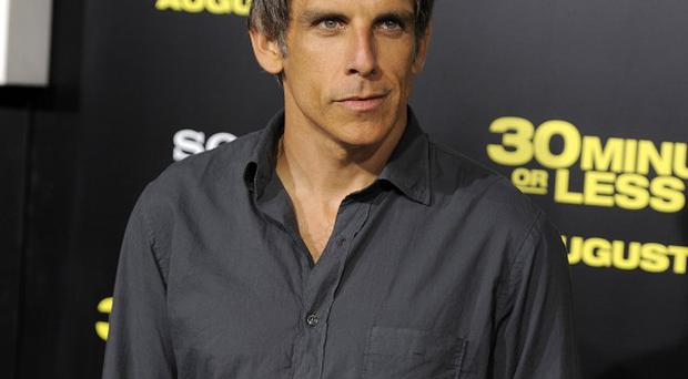 Ben Stiller is to receive the Charlie Chaplin Britannia Award for Excellence in Comedy
