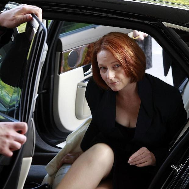 Australian Prime Minister Julia Gillard attacked opposition politicians over their part in the Craig Thomson inquiry