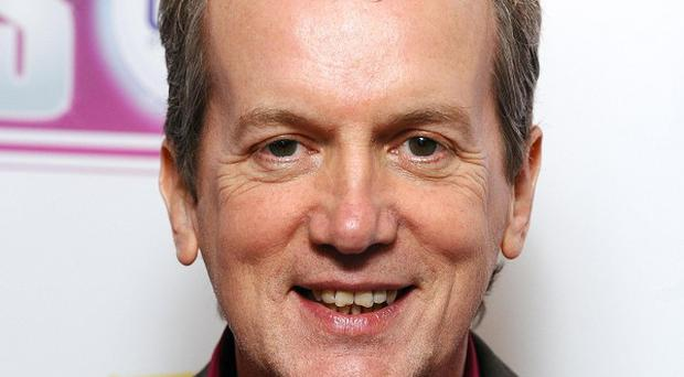 Frank Skinner is being linked to Room 101