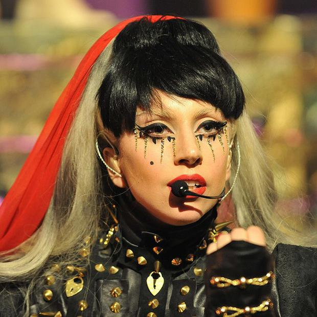 China's Ministry of Culture ordered music download sites to delete some songs by Lady Gaga