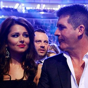 Simon Cowell has not heard from Cheryl Cole