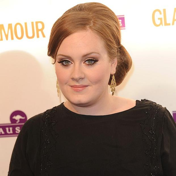 Adele's songs have proved popular with auditionees