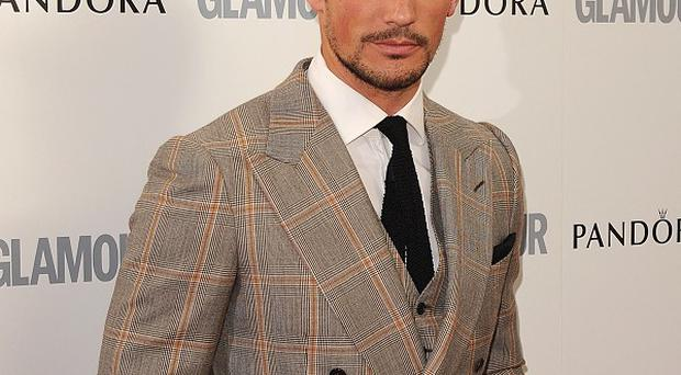 David Gandy hopes Bobby Sabel will challenge the stereotypes